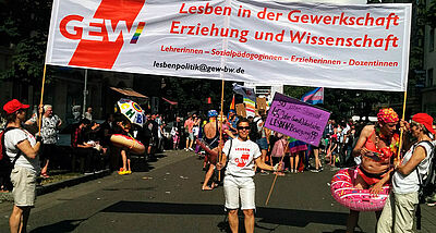 Christopher Street Day 2019 in Stuttgart