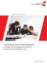 Innovation durch Partizipation